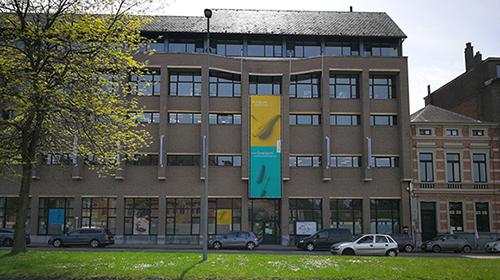 Lesplaats Gent - Godshuizenlaan