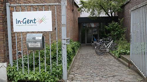 Lesplaats Gent - Kompas